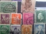 Старые марки со всего мира в альбоме photo 3
