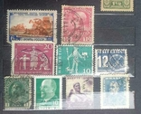 Старые марки со всего мира в альбоме photo 7