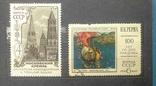 Старые марки со всего мира в альбоме photo 14