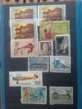 Старые марки со всего мира в альбоме photo 16