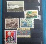 Старые марки со всего мира в альбоме photo 19