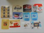 Почтовые блоки СССР 150шт. разные без повторов. photo 12
