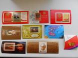 Почтовые блоки СССР 150шт. разные без повторов. photo 17
