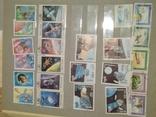Альбом марок (номинальное количество 650 шт) photo 10