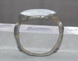 Статусный перстень КР с тамгой - владарским знаком photo 5