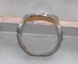 Статусный перстень КР с тамгой - владарским знаком photo 6
