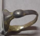 Статусный перстень КР с тамгой - владарским знаком photo 10
