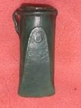 """Культура Ноуа, 15-13 ст. до н.е. Кельт східнотрансильванського типу """"Рішешті"""" з арковидною фаскою і несформованою печеркою photo 9"""