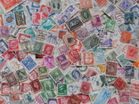 Лот марок 550шт. photo 3