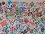 Лот марок 550шт. photo 4