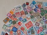 Лот марок 550шт. photo 6