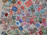 Лот марок 550шт. photo 7