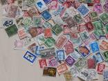 Лот марок 550шт. photo 8