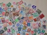 Лот марок 550шт. photo 9