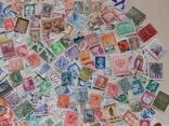 Лот марок 550шт. photo 10
