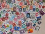 Лот марок 550шт. photo 11