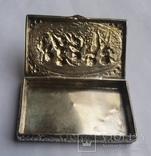 Серебряная табакерка. Европа(повторно в связи с невыкупом) photo 6