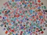 Лот марок 400 шт. photo 2