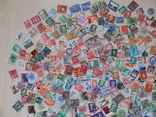 Лот марок 400 шт. photo 3