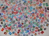 Лот марок 400 шт. photo 4