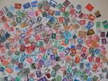 Лот марок 400 шт. photo 5