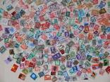 Лот марок 400 шт. photo 6