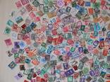 Лот марок 400 шт. photo 7