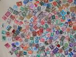 Лот марок 400 шт. photo 8