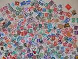 Лот марок 400 шт. photo 10