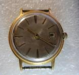 """Часы """"Полёт de lux"""", автоподзавод, 29 камней, клеймо /Au 20/ photo 2"""