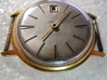"""Часы """"Полёт de lux"""", автоподзавод, 29 камней, клеймо /Au 20/ photo 6"""