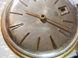 """Часы """"Полёт de lux"""", автоподзавод, 29 камней, клеймо /Au 20/ photo 7"""