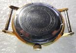 """Часы """"Полёт de lux"""", автоподзавод, 29 камней, клеймо /Au 20/ photo 9"""