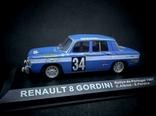 Модель автомобиля Renault 8 Gordini 1967