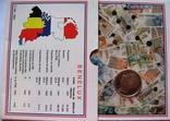 "Люксембург, 250 франков ""50 лет Бенелюкс 1944-1994"" photo 4"