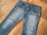 Стильные джинсы Fitt размер 42