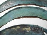 Культура Ноуа, серп Карпатского типа - 3шт photo 6