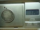 Медаль «За защиту Севастополя 1854-1855» серебро photo 3
