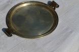 Серебрянный столовый набор с эмалью и чернью. photo 4