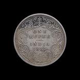 1 Рупия 1882 Виктория, Индия Великобритания photo 1