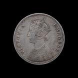 1 Рупия 1882 Виктория, Индия Великобритания photo 2