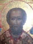 Святий Миколай 45х38 photo 4