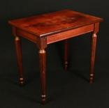 Винтажный тройной столик. Европа. (0650) photo 15