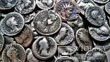 Коллекция Римских Антонианов, Денариев, Силикв 350 штук, 936 гр. photo 6