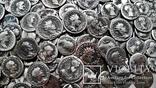 Коллекция Римских Антонианов, Денариев, Силикв 350 штук, 936 гр. photo 11