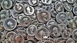 Коллекция Римских Антонианов, Денариев, Силикв 350 штук, 936 гр. photo 15