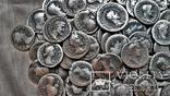 Коллекция Римских Антонианов, Денариев, Силикв 350 штук, 936 гр. photo 17