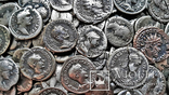 Коллекция Римских Антонианов, Денариев, Силикв 350 штук, 936 гр. photo 19