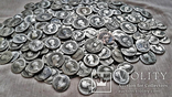 Коллекция Римских Антонианов, Денариев, Силикв 350 штук, 936 гр. photo 35