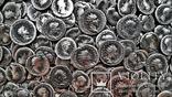 Коллекция Римских Антонианов, Денариев, Силикв 350 штук, 936 гр. photo 38